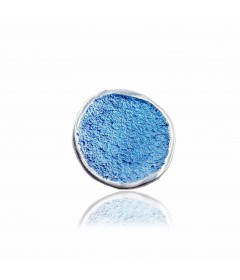 Silver pendant Runa Magic Blue